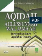 Aqidah Al Awwam