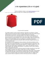 Panouri Solare - Comopnente