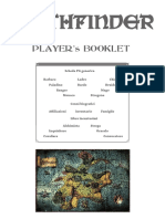 Player Booklet