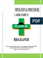 Standart Operational Prosedure