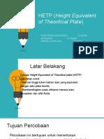 PPT seminar HETP
