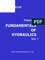 Fundamentals of Hydraulics Vol. 1