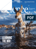Science Magazine - AAAS Sept 2018