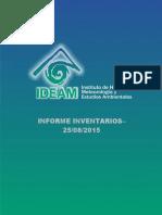 Informe de Auditoria Interna- Grupo de Inventarios y Almacen