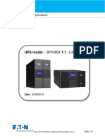 Eaton SetUPS 9PX 1-1 5to22k Firmware Upgrade Rev 03
