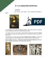 Vocabulario Términos Artísticos (Fundamentos Del Arte)