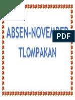 SEKAT ABSEN