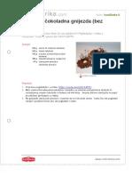 Uskrsnja Cokoladna Gnijezda Bez Pecenja