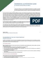 second one curriculum - standards workbook - draft report-1