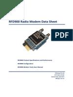 RFD900 DataSheet