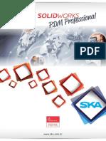Atualização Do Pdm Professional Para a Versão 2018