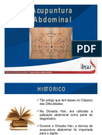 Acupuntura Abdominal - Ba Gua - Thales