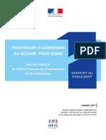 Rapport Au Parlement Pem 2017