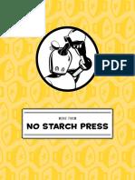 No Starch Press Sampler