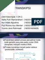 Transkipsi Kel 1