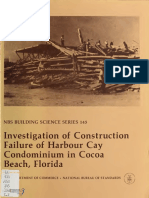 Investigate of Harbour Cay Condominium Collapse Book