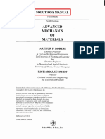 Solution Of Advanced Mechanics Of Materials.pdf