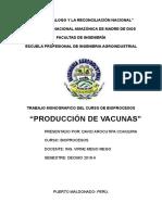 Vacunas Trabajo Monografico de ....