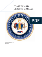COAST GUARD CIVIL RIGHTS MANUAL CIM_5350_4C