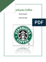 Starbucks Brand Audit