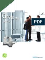 GEHealthcare Brochure Optima CT660