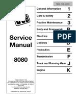 JCB 8080 Midi Excavator Service Repair Manual SN1024000 Onwards.pdf