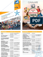 Cavalaire - Guide Des Associations 2017-2018