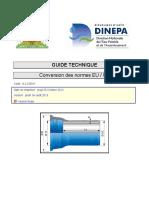 4.2.3 GUI1-Conversion Normes EU US