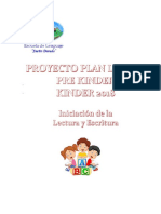 Proyecto Plan Lector