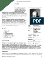 Wilhelm Von Humboldt – Wikipédia, A Enciclopédia Livre