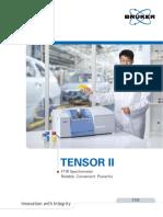 Tensor II Brochure En