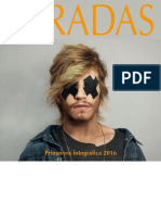 Catálogo Miradas 2016