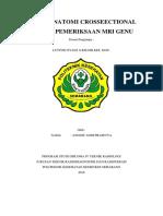 MRI GENU