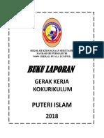Buku Laporan Gerko PPT 2017