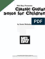Solos Faciles Para Guitarra