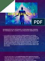 bioenergètica