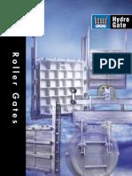 WWF Gates Roller HydroGate