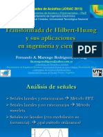 JOSAC(2013) Marengo F Transformada de Hilbert Huang