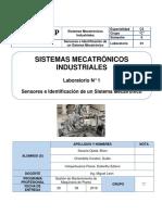 LAB. 01_Sensores e Identificación de Un Sistema Mecatrónico