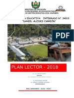 0. Plan Lector 2018