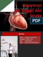 Penyuluhan hipertensi Dokter Enggie Corvi