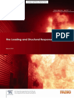 [FABIG Technical Note 11] - Fire Loading and Structural Response (2009, Steel Construction Institute (SCI))