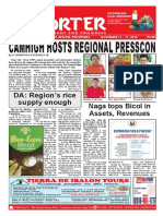 Bikol Reporter November 11 - 17, 2018 Issue