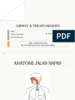 Airway & Terapi O2