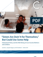 """""""Sisters Are Doin' It for Themselves,"""" But Could Use Some Help"""