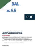 Manual BFE