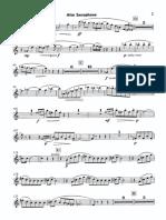 Malcolm Arnold Saxophone Concerto Página 3