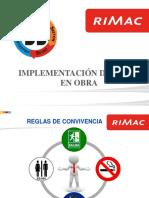 Implementación de 5s - Rimac
