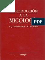 Introduccion a La Micologia C Alexopoulos C Mims Omega 1985 OCR