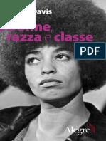Donne, Razza e Classe (Feminist) (Italian - Davis Angela